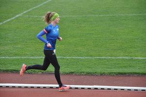Anika Swim Run