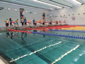 Start Swim Run