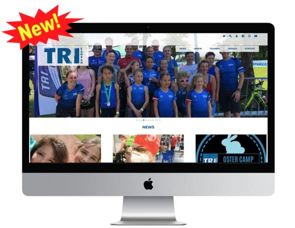 Neue Website MAC 3